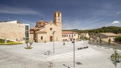 Remodelación de la Plaza Mayor de Ódena / SCOB Arquitectura y paisaje