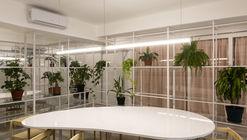 Huerta Coworking Microcentro / FLORA
