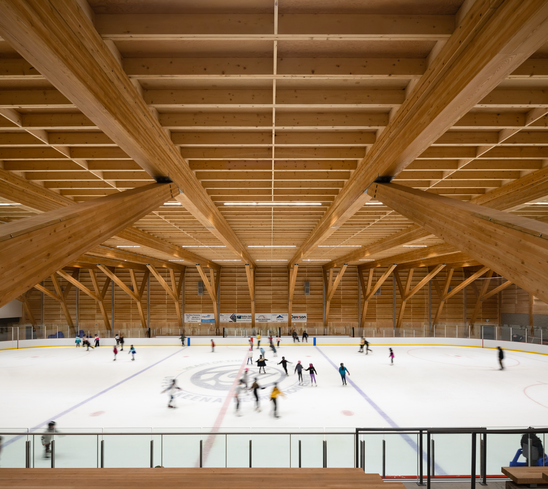Upper Skeena Recreation Center / Hemsworth Architecture
