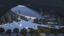 Centro de Exposições Tianjing Zarsion / Ruf Architects