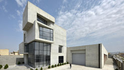 Cubes Warehouse / Nazar Idea Paidar Company