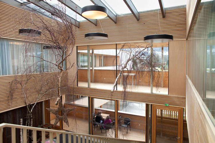 Nenzing Nursing Home / Dietger Wissounig Architects. Image © Petra Rainer