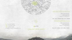 Concurso Reactivando Hitos 1: Plaza de Toros Quito