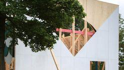 Folly for Sun and Sound Pavilion / Fala
