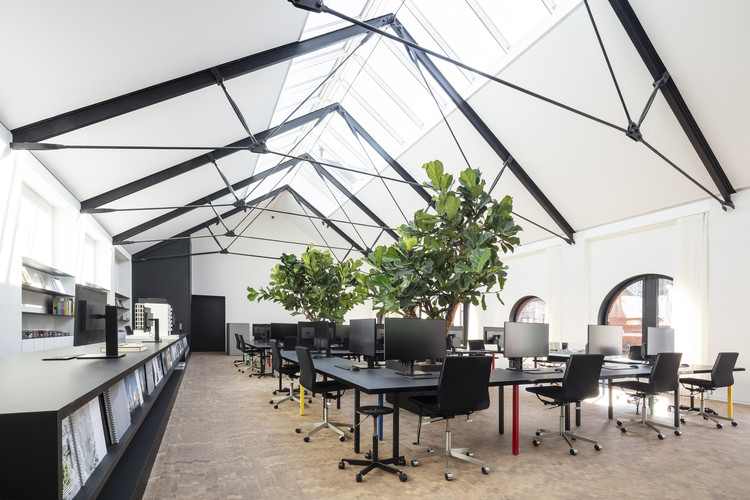 Headquarters Binst Architects / Binst Architects, © Tim van de Velde