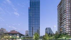 Edificio Origami / LAND Arquitectos + AMUNATEGUI BARREAU AIA arquitectos