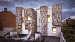Casas en Montecarmelo / OOIIO Arquitectura