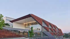 Facultad de Arquitectura y Diseño de la Universidad de Ozyegin / ARK-itecture