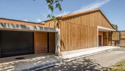 Ampliação da Escola Nicolas Poussin em Aucamville / Tocrault & Dupuy Architectes