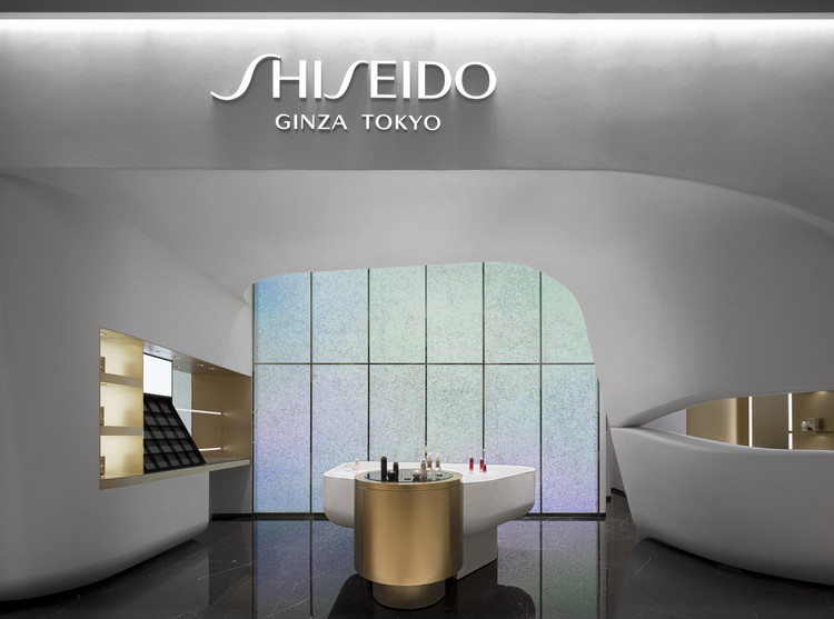 SHISEIDO Future Solution LX Store / I IN, © Wu Qingshan