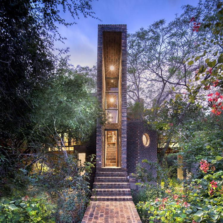 Casa del Gran Arco / Frankie Pappas, © Frankie Pappas