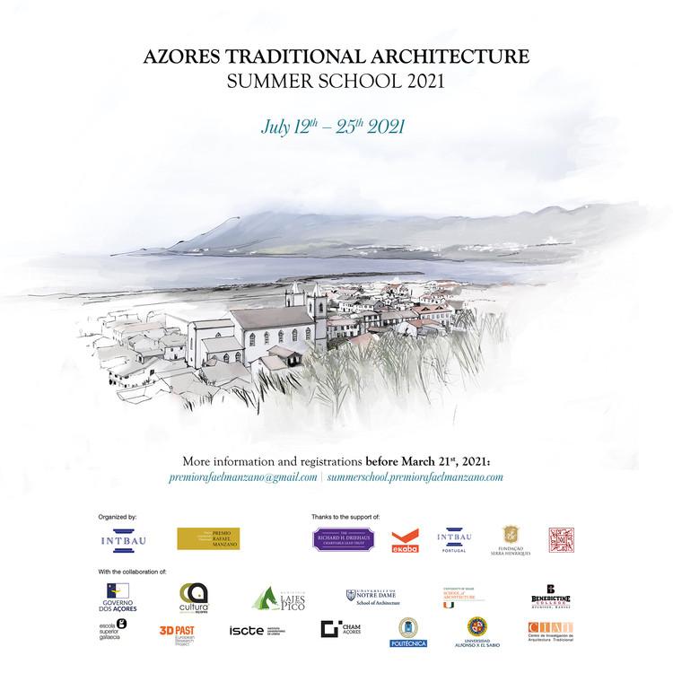 Escuela de Verano de Arquitectura Tradicional en Azores 2021