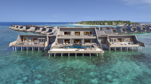 The St. Regis Maldives Vommuli Resort / WOW Architects