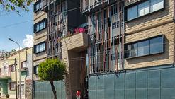 Vivienda vertical Carmen 20 / PRAXIS Arquitectura