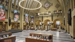Utrecht Central Library & Post Office / Zecc Architecten + Rijnboutt