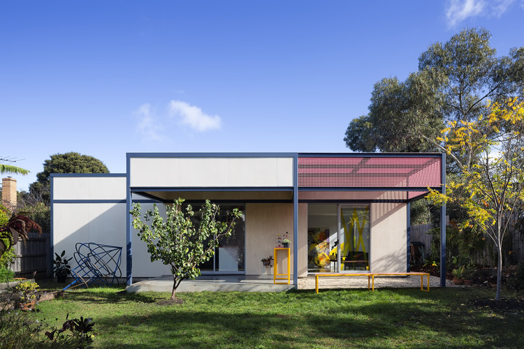 Casa family framework / Sibling Architecture, © Christine Francis