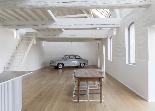 Loensdelle Bis House / Poot architectuur