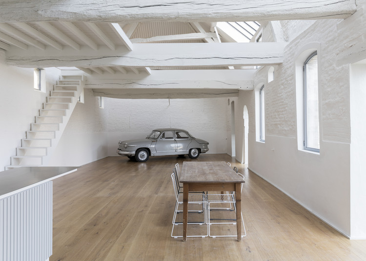 Loensdelle Bis House / Poot architectuur, © Jef Jacobs
