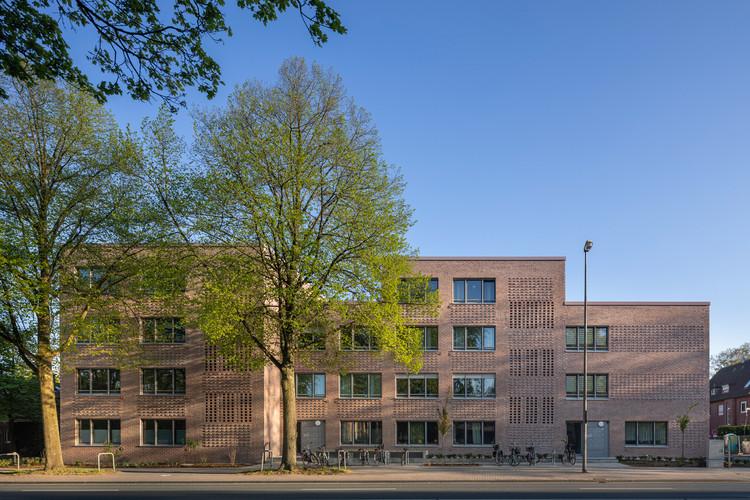 Residential Quarter FRML  / MS PLUS ARCHITEKTEN Bücker Holling Schwager PartGmbB, © Roland Borgmann