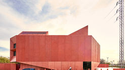 Centro de Arte Contemporáneo Ruby City / Adjaye Associates
