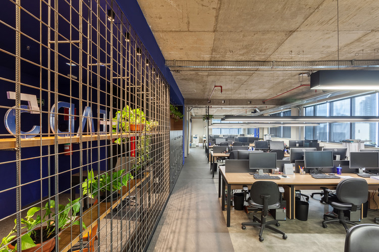 Escritório HEAD5 Engenharia / CoGa Arquitetura, © Henrique Queiroga
