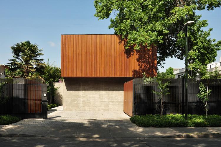 Casa SF / Juan Carlos Sabbagh Arquitectos, Cortesía de Juan Carlos Sabbagh Cruz