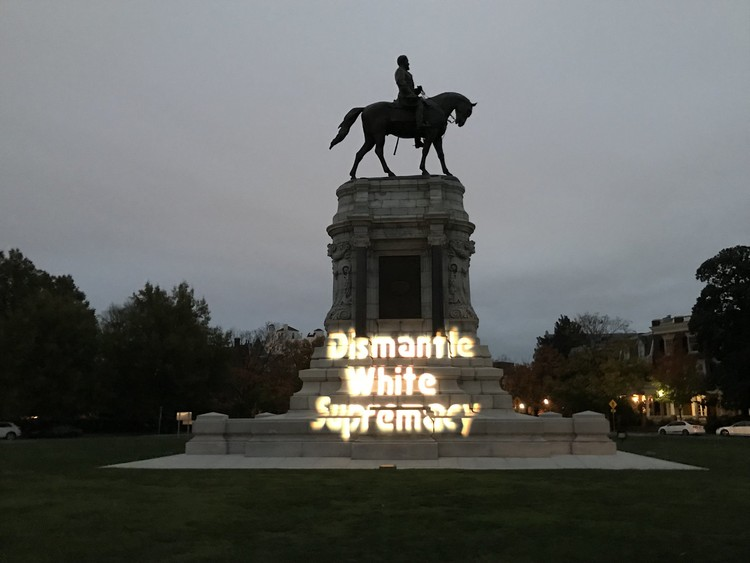 Status, Statues, and Statutes: The Issue With Monuments to Flawed Men, General Lee Statue in Richmond, Virginia. Courtesy of Richmond DSA via Flickr, licensed under CC BY 2.0