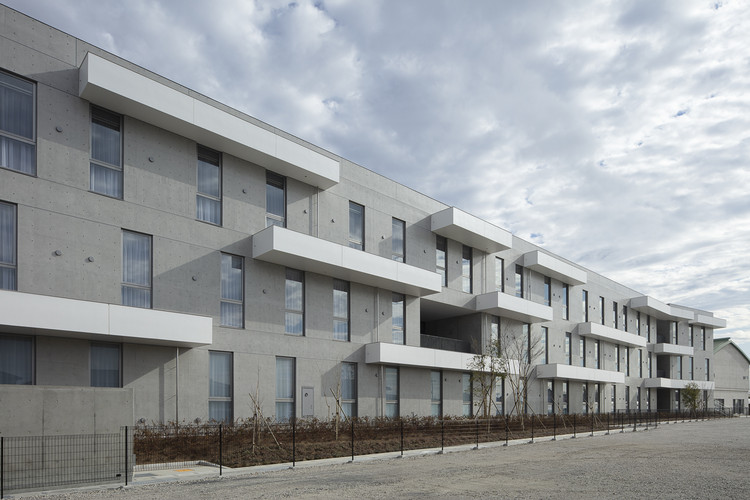 Hara Hospital – South building / K+S Architects Nobuya Kashima + Aya Sato, © Hiroshi Ueda