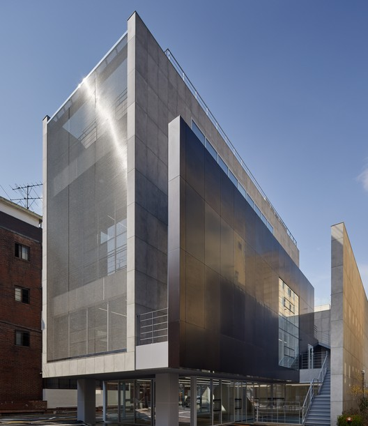 Over the Layers Building / A'DUS [Architectural Designer Cluster], © Kyung Roh