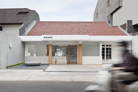 Kisaku Coffee Shop / Seniman Ruang