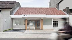 Kisaku Coffee Shop / Seniman Ruang