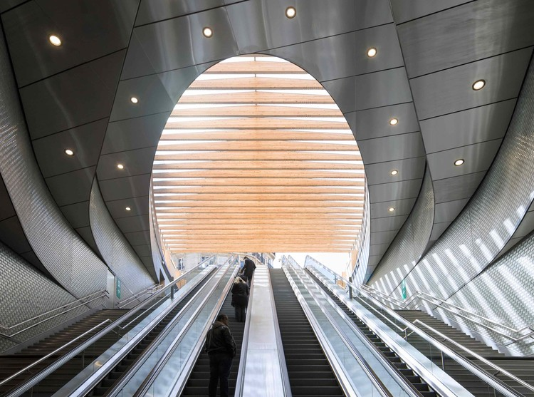 Tunnel Vision: Europe's New Urban Pathways and Metro Stations, © Pierre L'Excellent