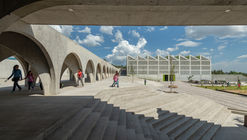 Boys and Girls Club / CCA Centro de Colaboración Arquitectónica