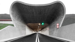 Central Juncture of Bressanone-Varna Ring Road / MoDusArchitects