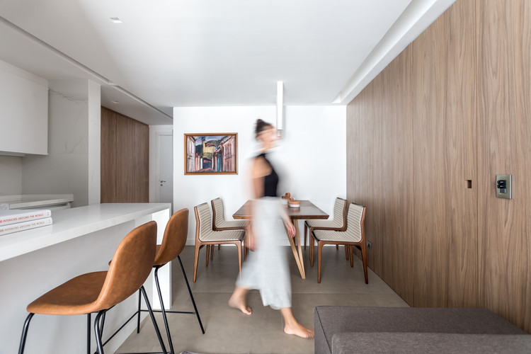 Apartamento DT / Studio Boscardin.Corsi Arquitetura, © Eduardo Macarios