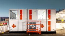 Monash Health RESUS Facility / SPACECUBE