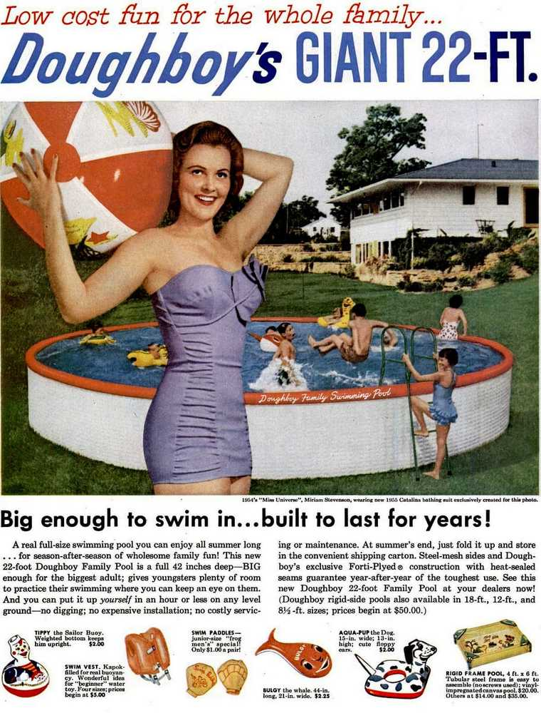 Gallery Of How Swimming Pools Evolved Into A Modern Status Symbol 4