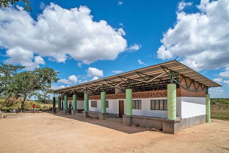 Escuela primaria Shiyala / BuildX Studio, © Andrew Perkins, Jaime Velasco
