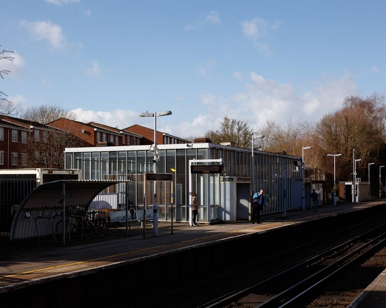 RIBA and Network Rail Announce 'Re-Imagining Railway Stations Competition'