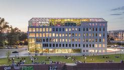 Edificio Concordia Design Wrocław / MVRDV