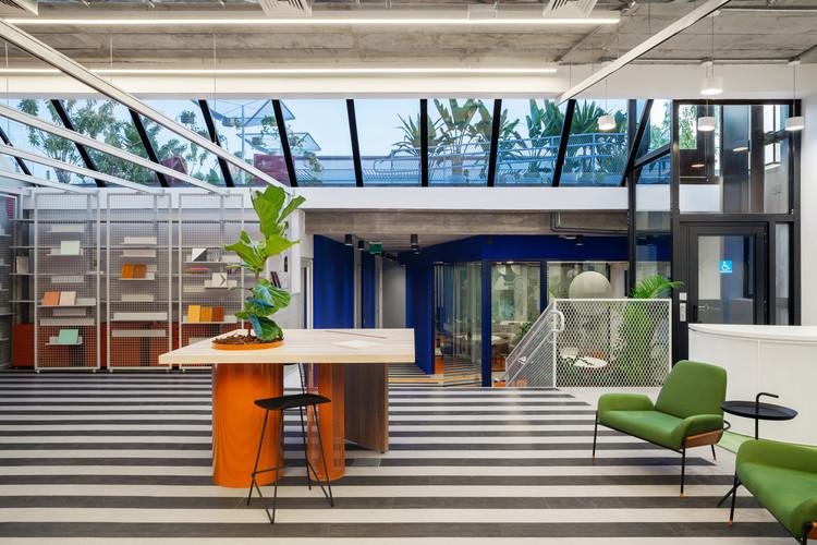 Escritório Casa Loft / IT'S Informov, © Rafaela Netto