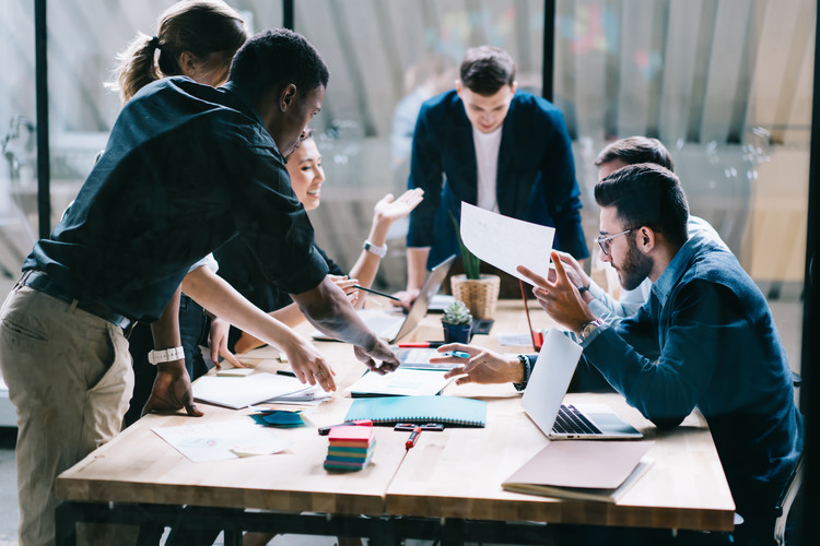 NCARB Releases 2020 Numbers Featuring First Results on Equity, Diversity, and Inclusion, via Shutterstock/ By GaudiLab