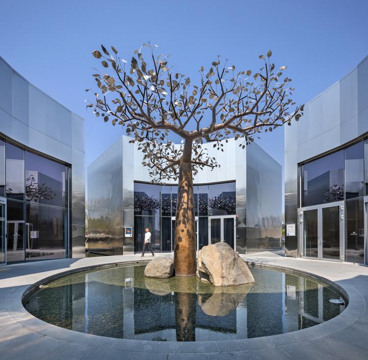 Complex Cultural Space 'Mon Amour' / HBA-rchitects, © Yoon, Joonhwan