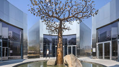 Complex Cultural Space 'Mon Amour' / HBA-rchitects