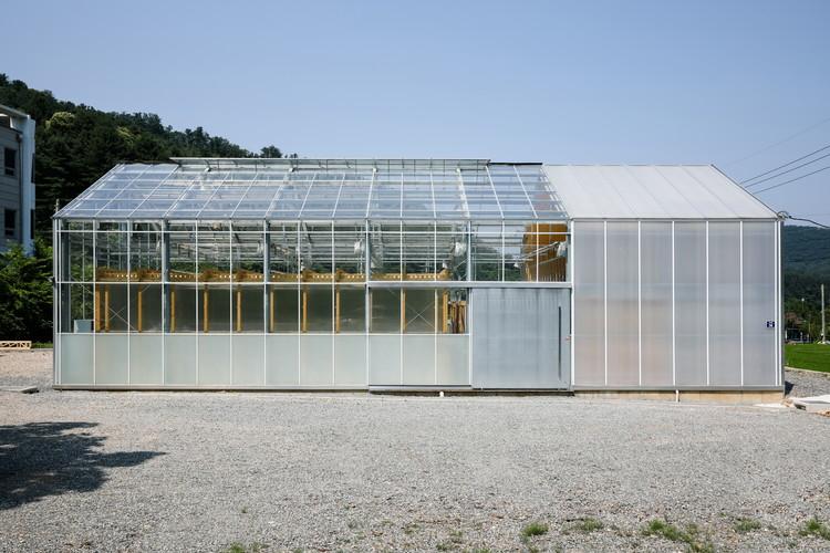 Laboratório Glass House / studio STAY Architects/ studio STAY Architects, © Dong-il Lee