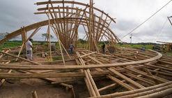 """Lucila Aguilar: """"Viajé para encontrar nuevas formas de diseñar y descubrí que el bambú es el material más sustentable"""""""