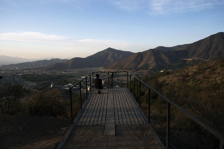 Miradores Los Almendros y Los Gemelos / Parquemet
