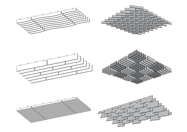 ¿Cómo mejorar la acústica en proyectos con estructuras a la vista?, Cortesia de Armstrong