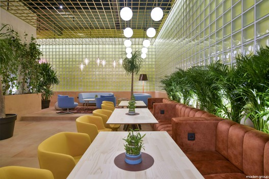 HEB'S Restaurant / Maden Group