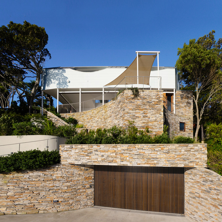 Palm Beach Blue House / Benn + Penna Architecture, © Andrew Benn